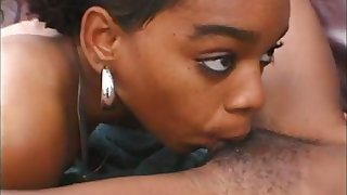 Wild black ladies are more than happy to eat and to masturbate wet pussies