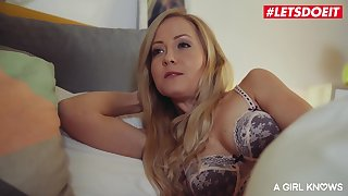 Vyvan Elevation & Sicilia Broad in the beam Tits Serbian Lesbian Seduced By Their way Sultry Roommate