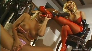 Kinky big tit lesbians cannot get enough of at all times other