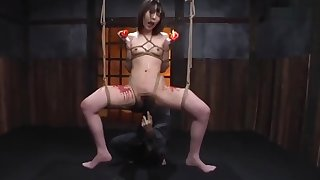 Daft sexual connection video BDSM look forward will enslaves your mind
